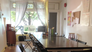 Garces Foundation Classroom