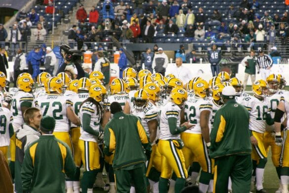 Robert Kurzban Green Bay Packers