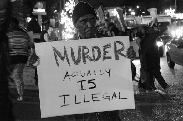 Robert Kurzban Protest