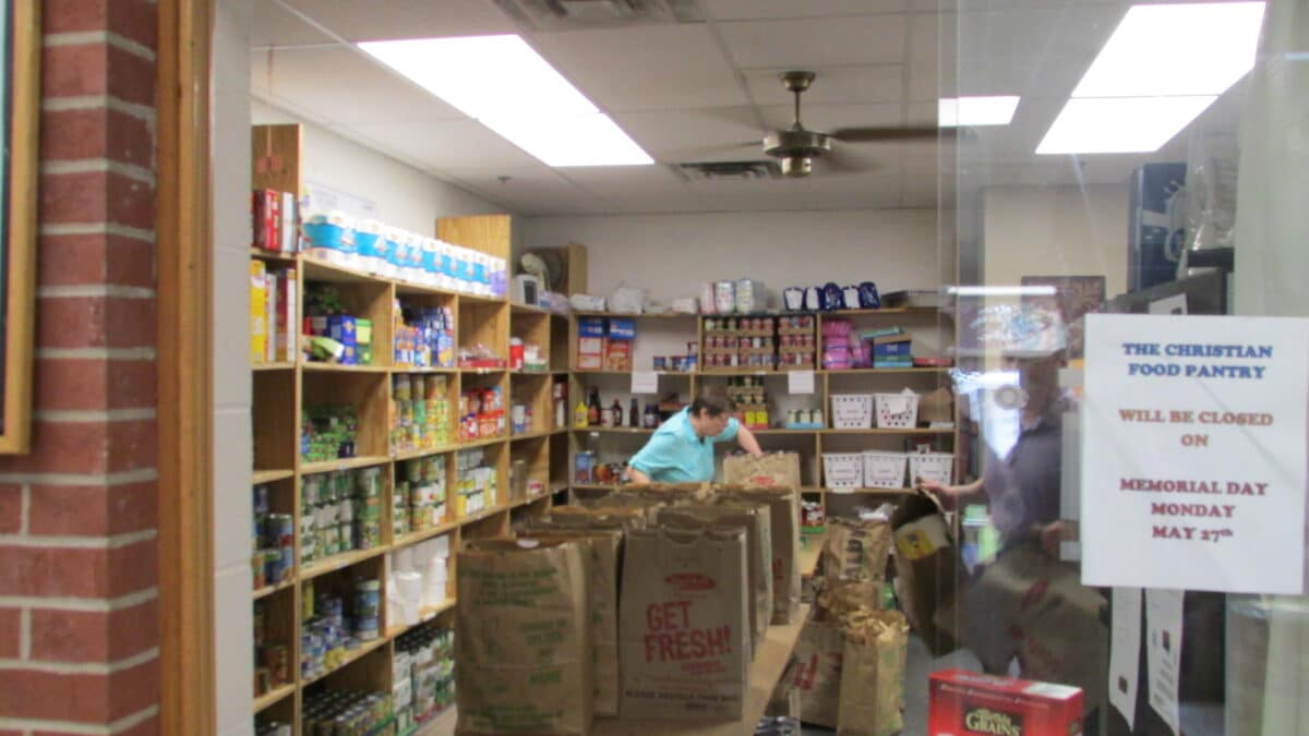 Garces Foundation Food Pantry
